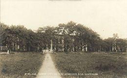 CPA AK VIETNAM Annam - HUÉ - Casernes D'Infanterie à La Concession (62405) - Viêt-Nam