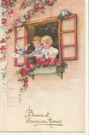 Illustrateur Hannes PETERSEN - Bonne Année - Petersen, Hannes