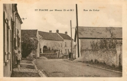 SAINT FIACRE RUE DE CRECY - Francia