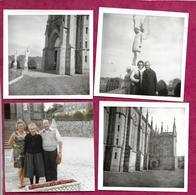 Lot De 4 PHOTOS 9 X 9 Sur LES TOURAILLES (Orne 61) - Lugares