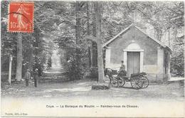 COYE: LA BARAQUE DU MOULIN - Francia