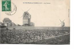 LA NEUVILLE En TOURNE à FUY - Les Moulins - Francia