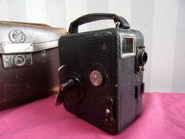 Caméra PATHE Motocamera Lux Type 134 ( 1923 ) - Appareils Photo
