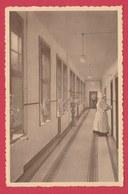 Frameries -Clinique Chirurgicale De N.D. - Vue D'un Couloir Latéral - Infirmière Religieuse ( Voir Verso ) - Frameries