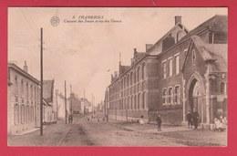 Frameries - Couvent Des Soeurs Et Rue Des Dames - 1922 ( Voir Verso ) - Frameries