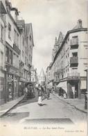 BEAUVAIS : LA RUE SAINT PIERRE - Beauvais