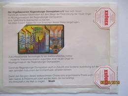 Orgel Bauverein Regensburger Domspatzen Telefonkarte OVP Krüger  - Télécartes
