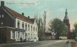 Belgique - Malle - Oostmalle - Hôtel Brouwershuis - Malle
