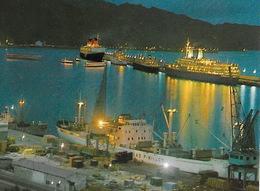TRES RARE Carte Postale Du PAQUEBOT FRANCE Au Portugal- SS FRANCE - Steamers