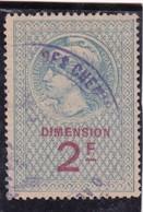 T.F.de Dimension  N°68 - Fiscaux