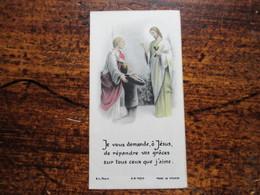 St Affrique Aveyron Michel Teissier 1959 - Images Religieuses