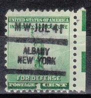 USA Precancel Vorausentwertung Preo, Locals New York, Albany L-13 ITS - Vorausentwertungen