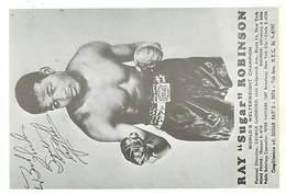 Boxe Boxeur  Francis Desprey - Boxe