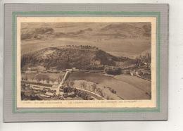 CPA - (25) BAUME-les-DAMES - Aspect Du Quartier Du Pont Sur Le Doubs; Vue Du Belvédère Du Chatart, En 1948 - Baume Les Dames
