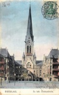 Pologne - Wroclaw - Breslau - Ev. Luth. Christuskirche - Poland