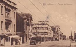 120 La Panne L Avenue De Nieuport - De Panne