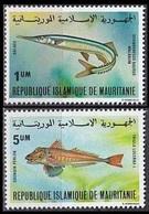 1979Mauritania657,659Sea Fauna - Vie Marine