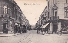 120 Attelages Charleroi Rue Neuve - Attelages
