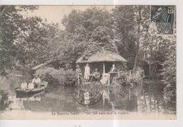 CPA-28-Eure Et Loir- LA BAZOCHE-GOUET- Un Joli Coin Sur La Rivière- - Altri Comuni