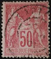-Sage N°104 Type LlI ( CAD )  O 1901.. - 1898-1900 Sage (Type III)