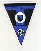 AUTOCOLLANT . STICKER . FOOTBALL . VOETBAL .  CLUB . BRUGGE . - Autocollants