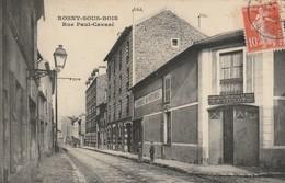 Rosny-sous-Bois : Rue Paul Cavaré. (fabrique De Voitures)... - Rosny Sous Bois