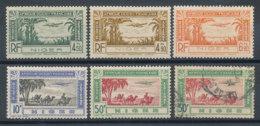 Niger Lot De 6 Timbres De Poste Aérienne* Et (o) - Nuovi