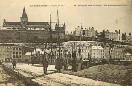 CPA - France - (50) Manche - Granville - Les Ramasseuses De Sel - Granville