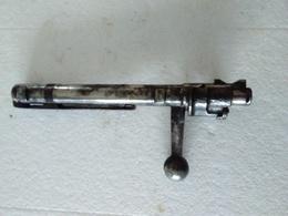 Culasse Complète Du Fusil Mauser Gew.98. - 1914-18