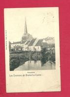 C.P. Ronquières =  Villa De M.  HENRI  COPPEZ - Braine-le-Comte