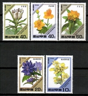 Korea Noth 1994 Corea / Flowers MNH Flores Blumen Fleurs / Cu16718  33-53 - Sin Clasificación