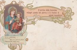 CPA  ITALIE TORINO  SS VERGINE DELLA CONSOLATA - Churches