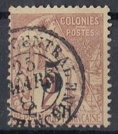 Indochina 1889 Mi 3 - Indochine (1889-1945)