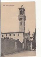 CPA - France 06 - Nice - Eglise St Barthélemy :  Achat Immédiat - ( Cd031 ) - Monuments, édifices