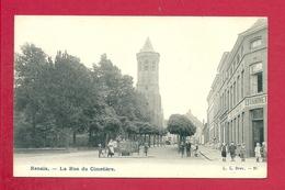 C.P. Ronse =  La  Rue  Du  CIMETIERE - Renaix - Ronse
