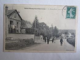 [78] Yvelines > St.-Rémy-lès-Chevreuse Le Bourg Neuf Route De Paris - St.-Rémy-lès-Chevreuse