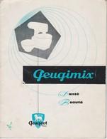 Livre De Recettes Robot Peugimix ,peugeot ( 40 Pages ) - Advertising