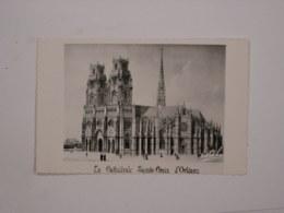 Orléans : Cathédrale Sainte-Croix - Orleans
