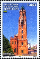 FISHTOWN NEWPORT TERRITORY - Micronation - 2019 - Landmarks Around FNT, Lighthouse - Mint Never Hinged - Timbres