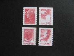 TB Série N° 4197 Au N° 4200 , Neufs XX. - France