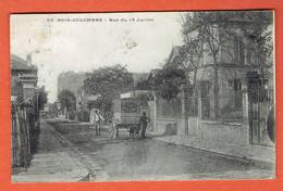 200 P - 35-Bois-Colombes Rue Du 14 Juillet 1910 Vers Blankenberg-Cologne-Köln - Collection H.S.A. - Colombes