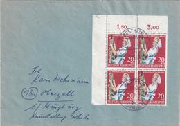 BUND 1959 LETTRE DE WESTHEIM - [7] République Fédérale