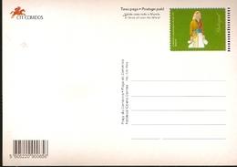 Portugal  ** & P. Stationery,Professions, Characters Of The 19th Century, Dairy, Praça Do Comercio, Lisboa 1998 (1774) - Interi Postali