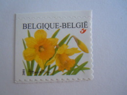 België Belgique 2001 Narcisse Des Bois Trompetnarcis Timbre De Carnet Zegel Uit Boekje 3046 MNH ** - Belgien