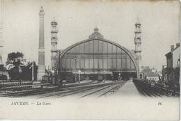 Anvers   -   La Gare   -   1900 - Stazioni Senza Treni