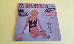 IL SILENZIO NINI ROSSO SLOW POCHETTE PIN UP - Ediciones De Colección