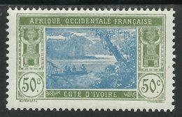 COTE D'IVOIRE 1925 YT 69** - MNH - Côte-d'Ivoire (1892-1944)