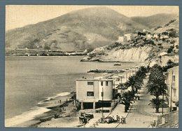 °°° Cartolina - Ventimiglia Riviera Dei Fiori Spiaggia Miramare Nuova  °°° - Imperia