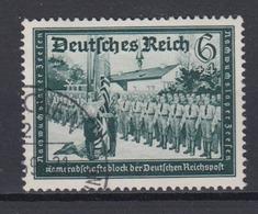 Dt. Reich 705 Kamaradschaftsblock Der Dt. Reichspost (I) 6+ 4 Pf Gestempelt /2 - Deutschland
