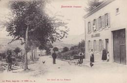 Vosges - Senones - Un Coin De La Forain - Senones